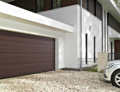 Cómo ahorrar espacio con un portón seccional en tu garage